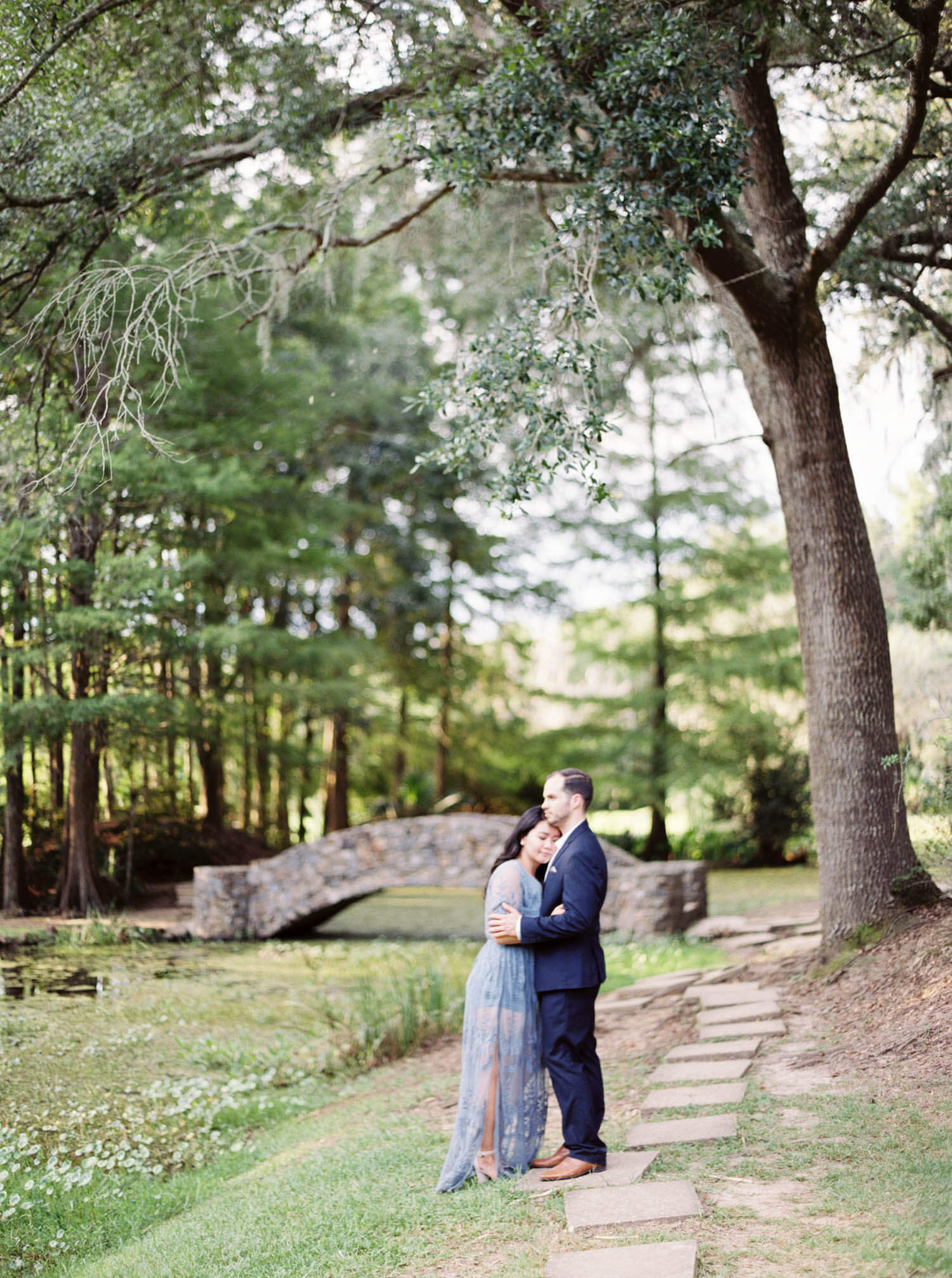 avery island jungle garden engagement