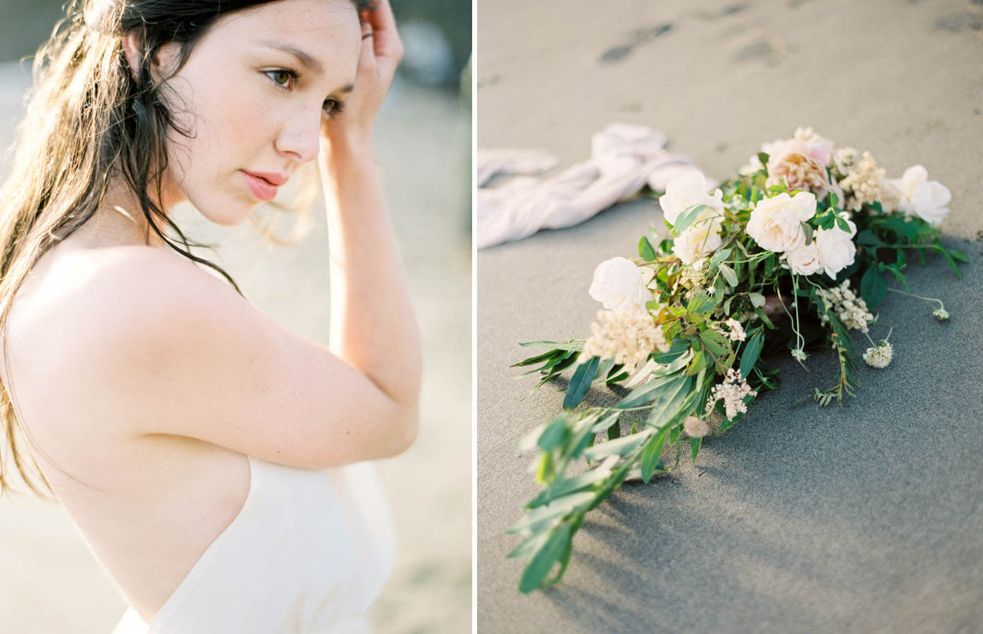 lake charles beach bridal photography