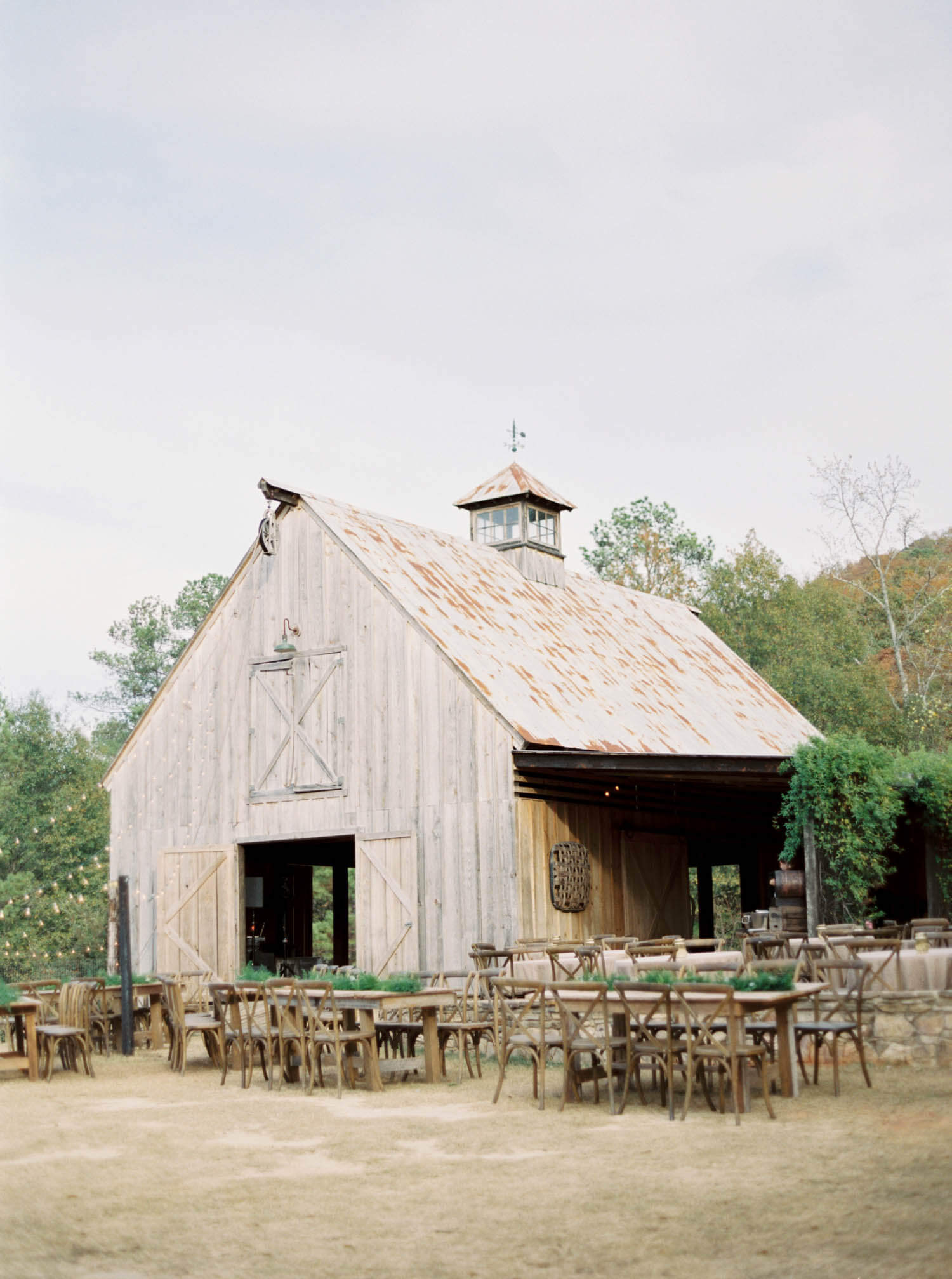 lousisiana farm wedding