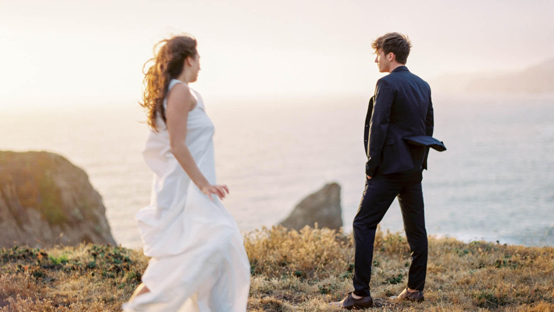 california elk engagement